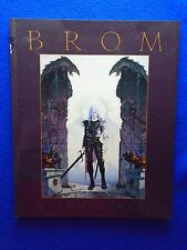 ~~ BROM DARKWERKS ~ SIGNED BY BROM! ~ 1ST PRINT 1997 ~~