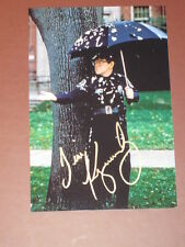 Actor TIM KAZURINSKY Signed 4x6 POLICE ACADEMY Photo AUTOGRAPH