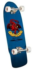 *FACTORY COMPLETE*Powell Peralta Steve Caballero DRAGON II Skateboard BLUE