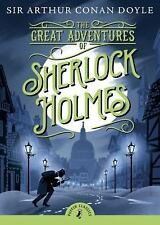 Puffin Classics: The Great Adventures of Sherlock Holmes by Arthur Conan...
