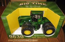 John Deere 9630 4WD Tractor 1/16 Big Time 2008 Collector Edition Ertl Toy #15898