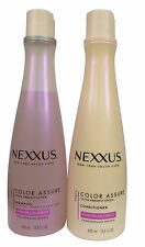 Nexxus Color Assure Vibrancy Shampoo and Conditioner Duo w White Orchid 13.5oz