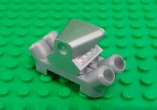 Lego Silver Chrome Super Charged Engine for Cars x 1