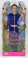 BARBIE AS THE ISLAND PRINCESS PRINCE ANTONIO NRFB