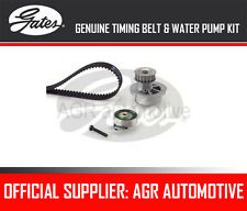 GATES TIMING BELT AND WATER PUMP KIT FOR OPEL ASTRA G HATCHBACK 1.6 84 2000-05