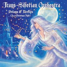 TRANS-SIBERIAN ORCHESTRA CD - DREAMS OF FIREFLIES (2012) - NEW UNOPENED
