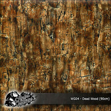 1m of Dead Wood Film (WG04) 100cm hydrographics water transfer film