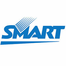 Philippines SMART Prepaid Roaming Sim Card w/ P100 Tri Cut Nano Micro Regular