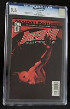 DAREDEVIL #58 1st Rosario Dawson NETFLIX TV Night Nurse CGC NM+ 9.6