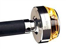 MotoGadget M Blaze Disc LED Lenkerenden Blinker silber poliert handlebar signal