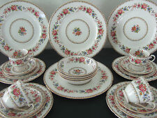 "Royal Grafton ""Malvern"" Bone China Four Setting Dinner Service,"
