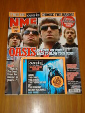 NME 2005 AUG 20 OASIS GOLDIE LOOKING CHAIN CORAL ZUTONS