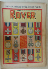 Comic-THE ROVER, No.1361, 28th July 1951 FAMOUS MEDALS AND RIBBONS