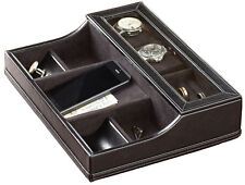 NLDA Men's Valet Tray - Black