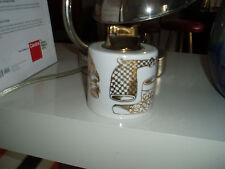FORNASETTI - ceramica - splendido accendino da tavolo
