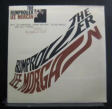 Lee Morgan - The Rumproller LP Sealed BST 84199 Blue Note Vinyl 1970's Stereo US