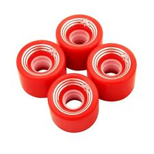 4Pcs Skateboard Wheels for UGIN Losenka Series Pro Cruiser 60mm x 45mm Red New