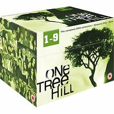"""ONE TREE HILL COMPLETE SERIES COLLECTION 1-9 DVD BOX SET 50 DISC R4 """"NEW&SEALED"""""""