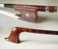 beautiful Snakewood Cello bow parisan eye 4/4,high quality strong