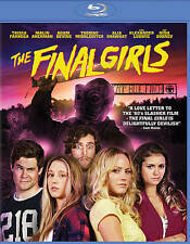 The Final Girls (Blu-ray Disc, 2015)Brand New