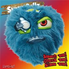 Smasha-Ballz Smasher Balls Blue Mandroid Android 15cm Plush Talking Soft Toy