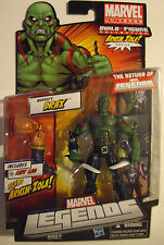 Marvel's Drax Build a Figure Marvel Legends Collection Arnim Zola Series