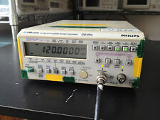 Philips / Fluke PM 6666 Programmable Timer/Counter 120MHz, Fully Tested