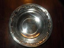 GORHAM STERLING SILVER STRASBOURG 1136 bonbon dish bowl