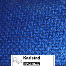 IKEA Karlstad Bezug für Recamiere (Freistehend) in Korndal mittelblau 501.838.32