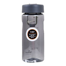 Nike Original Authentic Polycarbonate Sport Water Bottle Black 500ml / 16OZ