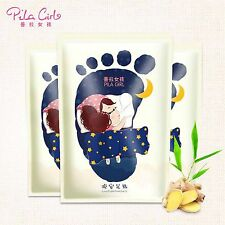7 Pairs Pila Girl Good Night Detox Foot Patch Health Care