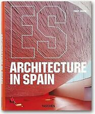 Architecture in Spain by Philip Jodidio (2007, Hardcover)