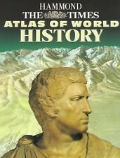 The Times Atlas of World History (Hammond Concise Atlas of World History)