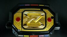 Labels for the back of the Mighty Morphin Power Rangers Legacy Morpher