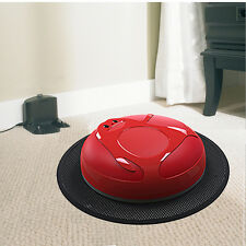 Robot Red intelligent Robotic Vacuum Cleaner Auto Clean Hard Floor Mop