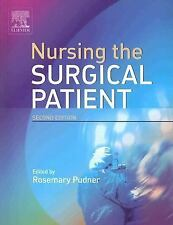 Nursing the Surgical Patient-ExLibrary