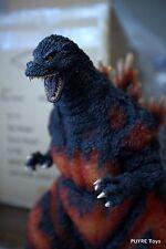NEW X-Plus Gigantic Series Burning Godzilla Vinyl 1995 (Original) US SELLER MISB