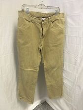 Mens Patagonia Corduroy Pants - Sz. 36x32 - organic cotton, casual