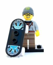 Lego Minifigures Series 4 Street Skater Skateboarder 8804 Factory Sealed Package