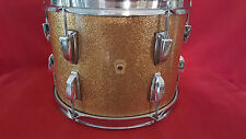 "Vintage Ludwig Tom 13""x9"" Champagne Excellent !"