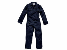 """Dickies Coverall FR4869 Flame Retardant Proban Welding Overall NAVY - NEW 50"""""""