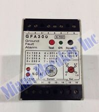 GFA300 Ground Fault Relay 24 Volt