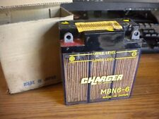 NOS Vintage Charger by Jeico Motorcycle Battery MBN6-6 Yamaha YD2 YD3 YDS1 6V