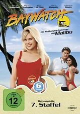 Baywatch - Complete Season 7 - 6-DVD Box Set - UK Region 2 DVD Hasselhoff NEW