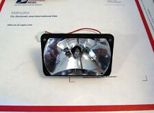 Whelen 9M Edge Lightbar 400 Series Halogen Take Down Alley Lights 02-0363189-00