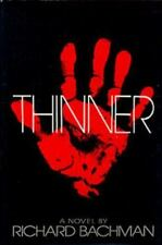 Thinner by Stephen King (1984, Hardcover)