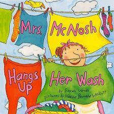 Mrs. McNosh Hangs Up Her Wash (Laura Geringer Books)