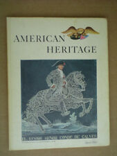 AMERICAN HERITAGE April 1969  Eisenhower and Patton  MEXICO - ANCIENT AND MODERN