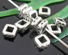 Free Ship  220Pcs Tibetan Silver Spacer Beads 5x2mm