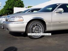 MERCURY GRAND MARQUIS LS/FORD CROWN VICTORIA 1998-2002 TFP SS FENDER TRIM MOLDNG